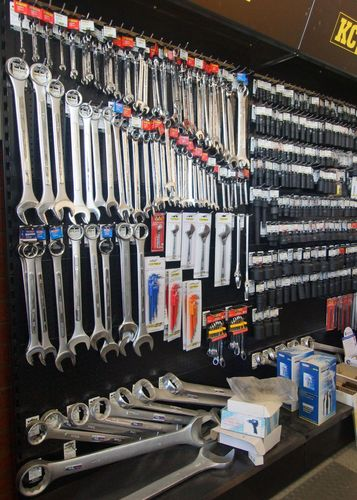 Range of Tools